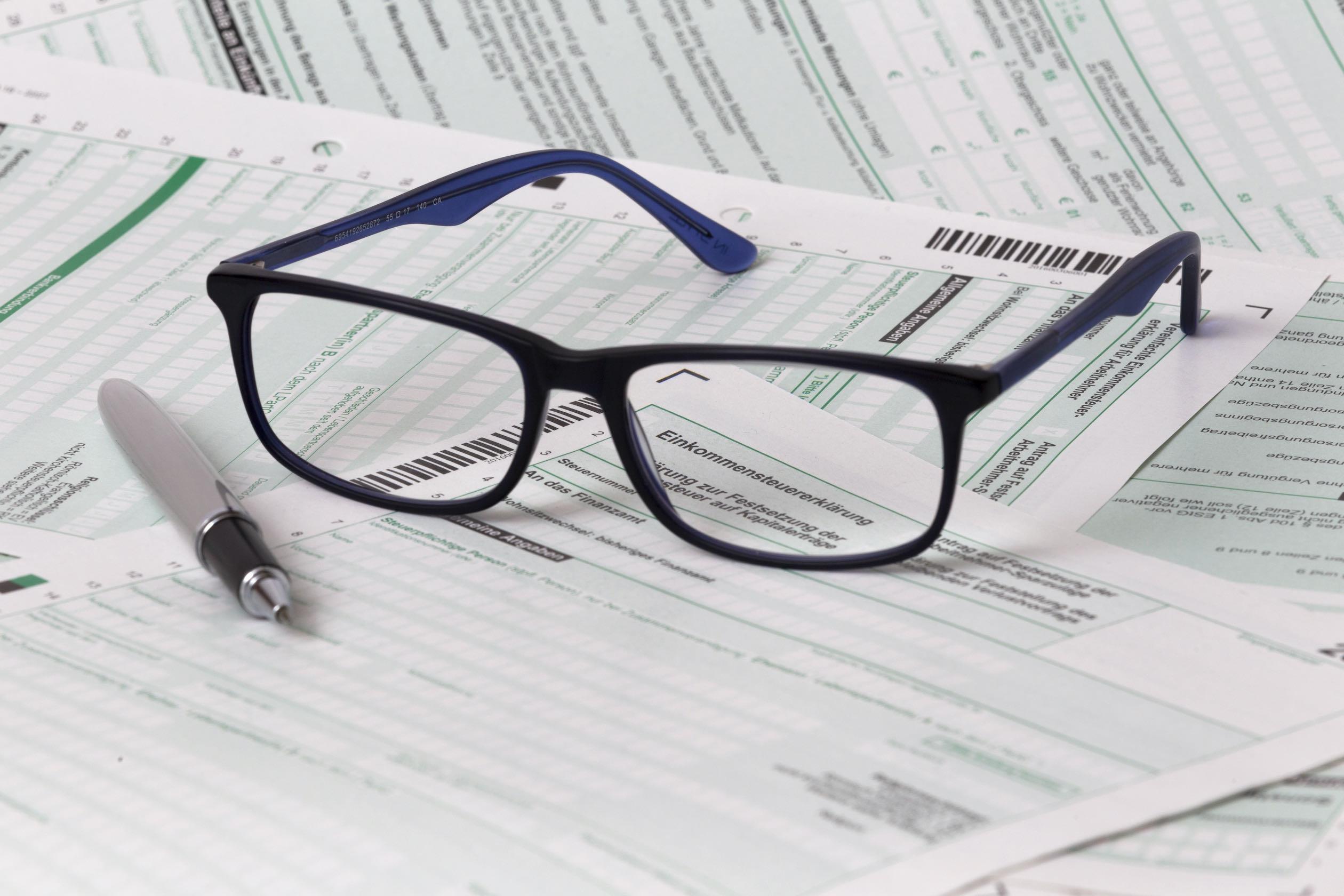 Ihre Steuererklärung